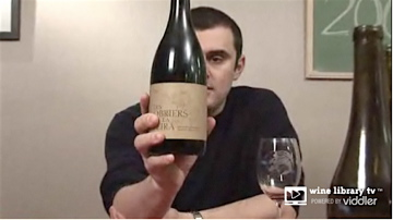 La Peira 2005 becomes Gary Vaynerchuk's Highest-Rated Red of all time... La Peira