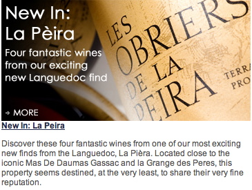 Berry Bros gives La Peira Property a Great Write-up (Just in time for Jeremie Depierre's Birthday) La Peira