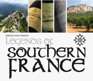 Roberson Wine Merchant's 'Legends of Southern France' Tasting report in Decanter Magazine La Peira