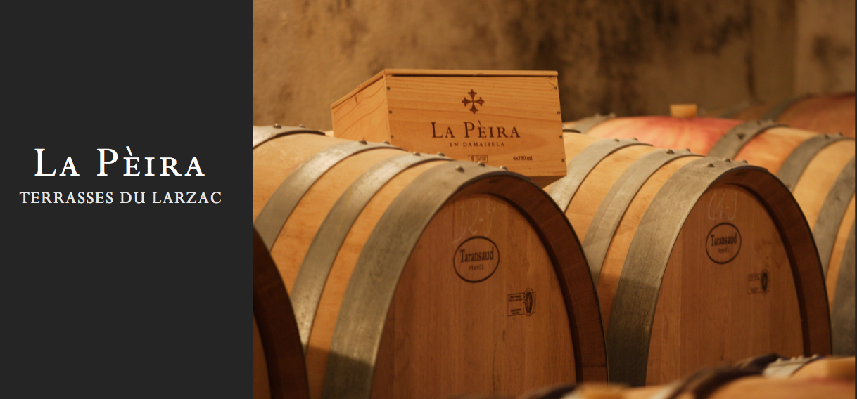 Jeb Dunnuck's The Rhone Report La Pèira & Languedoc-Roussillon Reviews: 2008-2009-2010 Vintages La Peira
