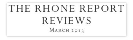 Rhone Report La Peira 1
