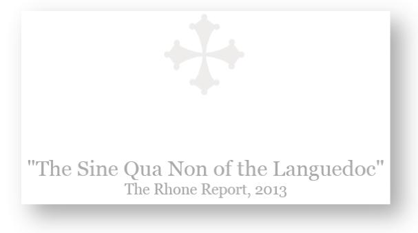 Rhone Report La Peira 2
