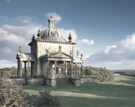 Temple at Castle Howard