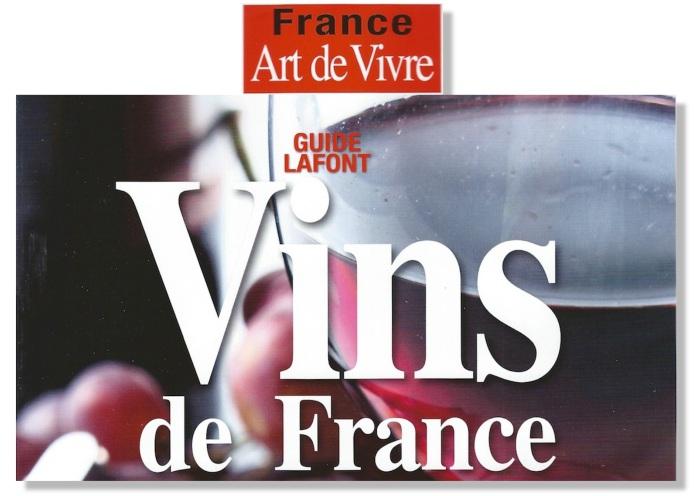 Lafont Press - Le Classement 2014 de Meilleurs Vins de France (1)