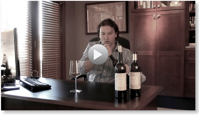 Video: Jeb Dunnuck looks at the La Peira 2011 vintage for the Wine Advocate (subscription required) La Peira