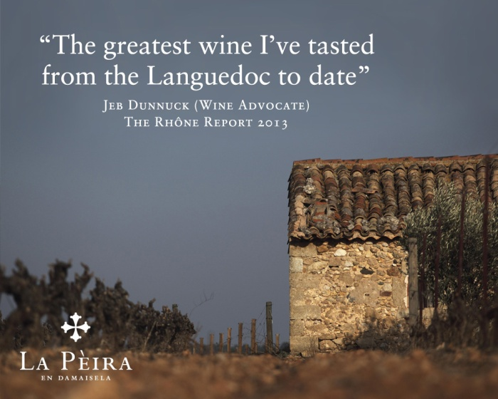 """Easily one of the top estates in all of France"":  Wine Advocate Reviews from Jeb Dunnuck of La Peira Vintages 2010, 2011, 2012 & 2013 La Peira"