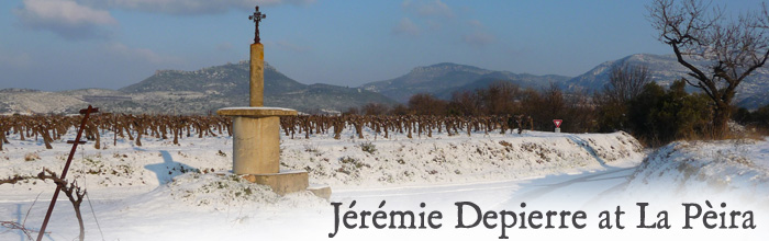 Jeremie Depierre at La Peira