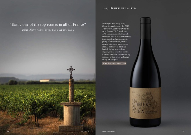 Image 2 from La Peira vintages 2012-2013 (reviews)