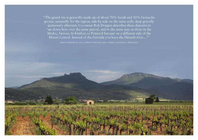 Jancis Robinson on La Pèira Vertical and other Languedoc Treasures