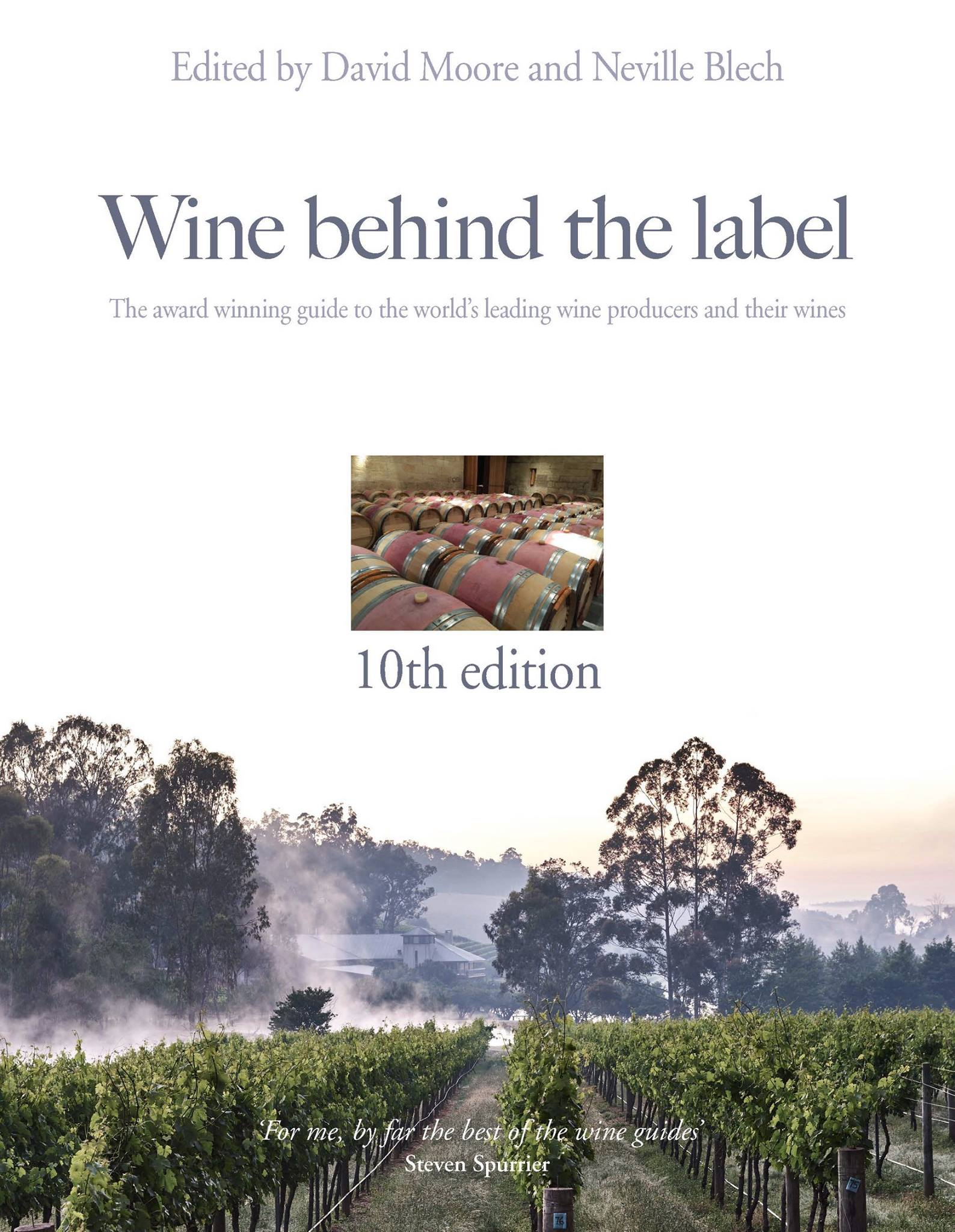 La Peira: one of a select list of estates in France to receive a ✪✪✪✪✪ rating in 10th edition Wine Behind the Label Guide La Peira